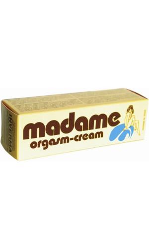 Крем стимулирующий для женщин MADAME ORGASM, 18мл