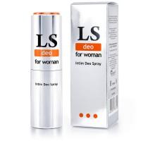 Интим - дезодорант для женщин LOVESPRAY DEO, 18 мл