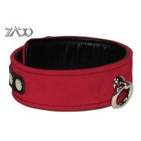 Ошейник Zado Leder Handfesseln #1, красный, S-L