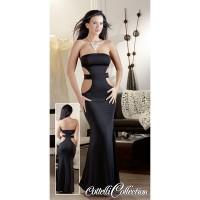 Длинное вечернее  платье Cottelli Collection, чёрное