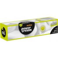 Стимулирующий крем для мужчин Power Cream Active, 30мл