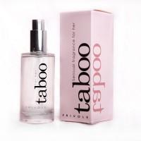 Духи с феромонами для женщин TABOO for her,50мл
