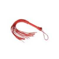 Плеть Мини Sitabella collection, кожа красная  3011-2